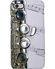 Half Of Flute  Phone Case i-phone-7-case