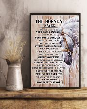 Horse Girl - The Horse prayer poster 11x17 Poster lifestyle-poster-3