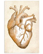 Gold Heart Cardiology 24x36 Poster front