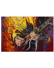 Guitar Artwork 17x11 Poster front
