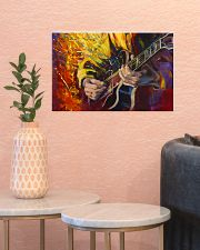 Guitar Artwork 17x11 Poster poster-landscape-17x11-lifestyle-21