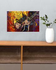 Guitar Artwork 17x11 Poster poster-landscape-17x11-lifestyle-24