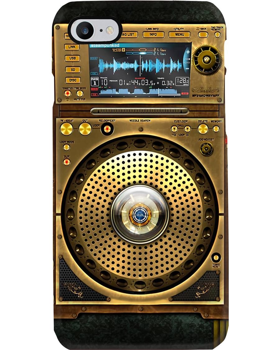 DJ Mixer Phone Case