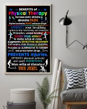 Advantages Of Physical Therapy 11x17 Poster lifestyle-poster-1