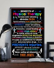 Advantages Of Physical Therapy 11x17 Poster lifestyle-poster-2