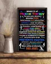 Advantages Of Physical Therapy 11x17 Poster lifestyle-poster-3