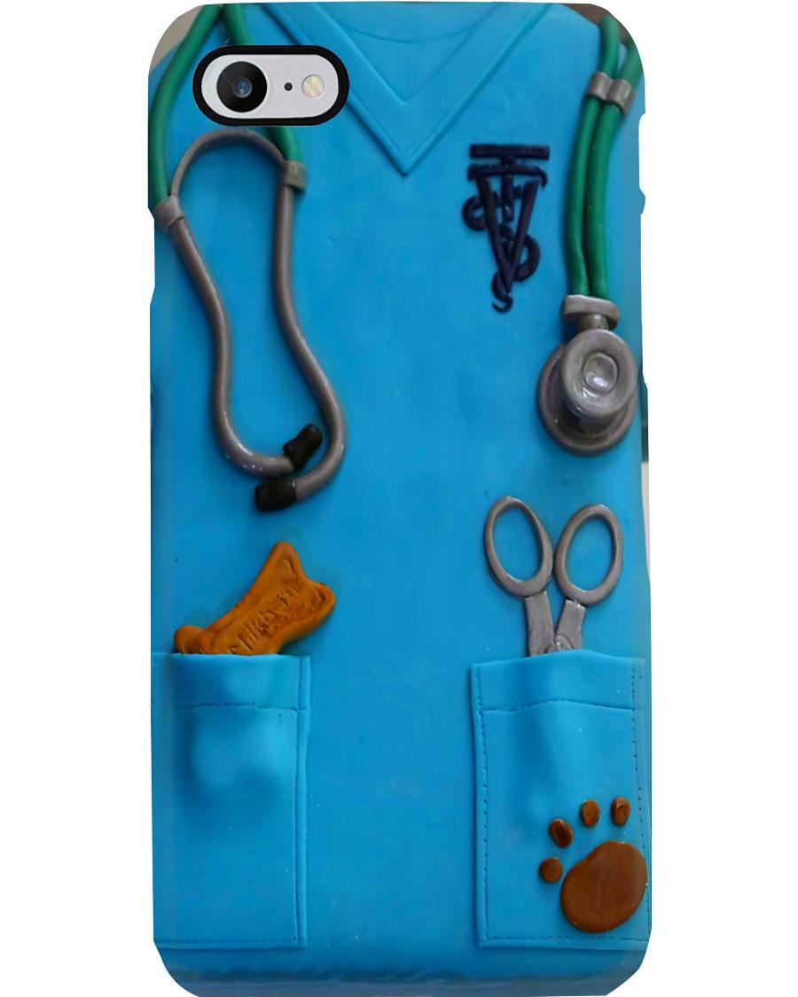 Veterinarian Uniform Phone Case