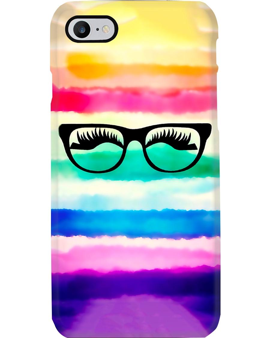 Rainbow Color Eye Optometrist  Phone Case