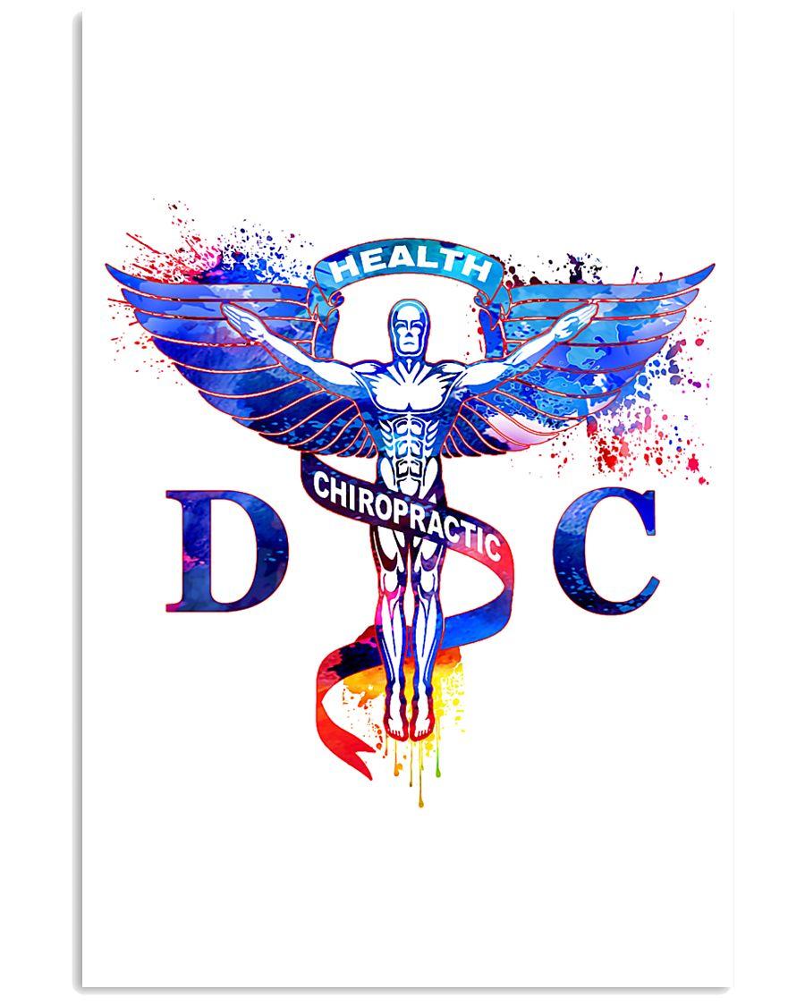 Health Chiropractic DC 11x17 Poster