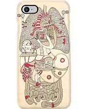 Paramedic Anatomy Doodle Phone Case i-phone-7-case