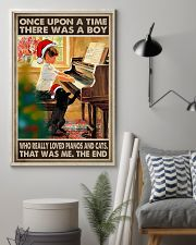 Piano Once Upon A Time 11x17 Poster lifestyle-poster-1