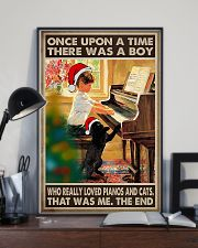 Piano Once Upon A Time 11x17 Poster lifestyle-poster-2