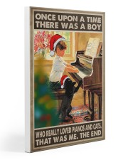 Piano Once Upon A Time 20x30 Gallery Wrapped Canvas Prints thumbnail