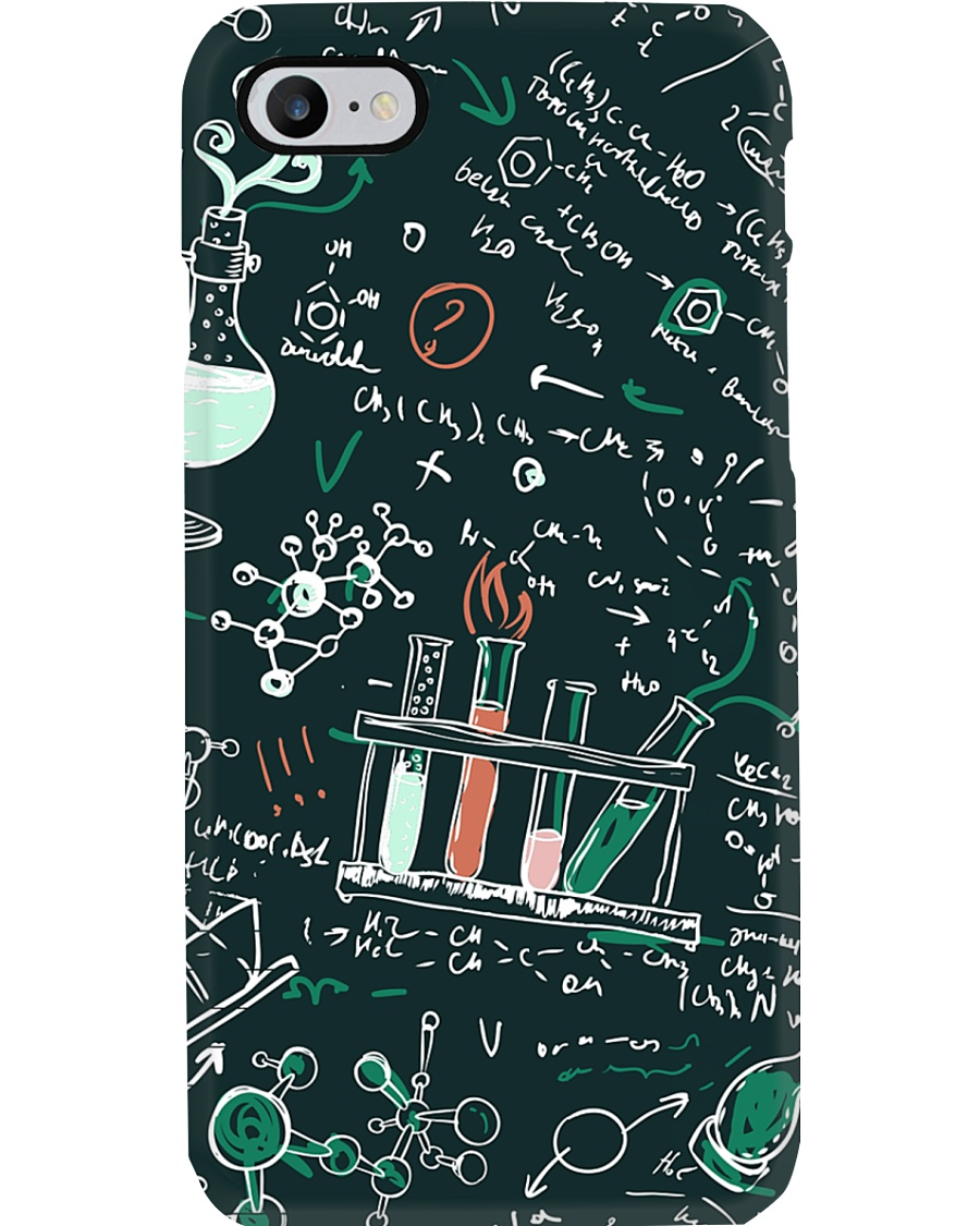 Scientists Love Science Phone Case