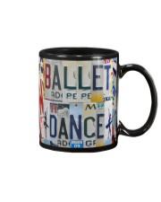 Ballet Dancer Mug tile