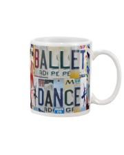 Ballet Dancer Mug front