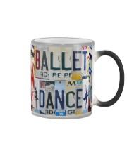 Ballet Dancer Color Changing Mug thumbnail