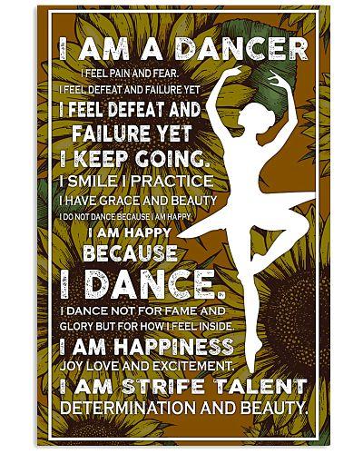 Ballet - I am a dancer