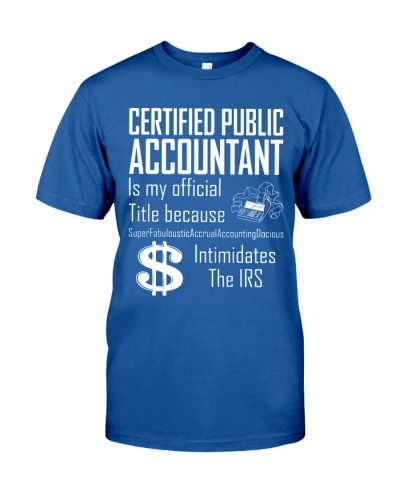 Accountant CPA Funny