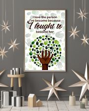 Social Worker I found to become her 11x17 Poster lifestyle-holiday-poster-1