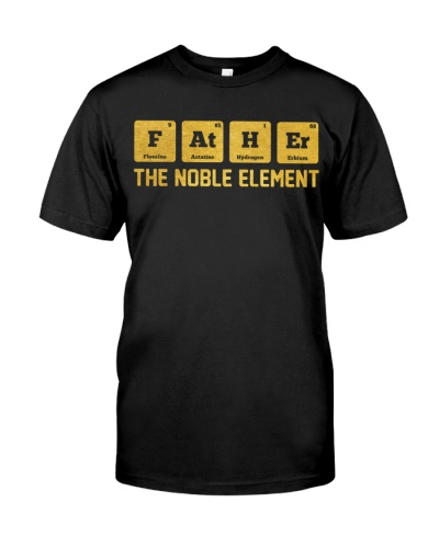 Chemist Father The noble element