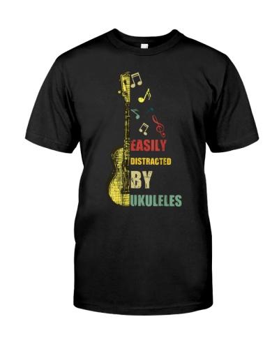 Easily distracted by ukulele