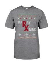 Pharmacist Merry Christmas  Classic T-Shirt thumbnail