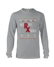 Pharmacist Merry Christmas  Long Sleeve Tee thumbnail