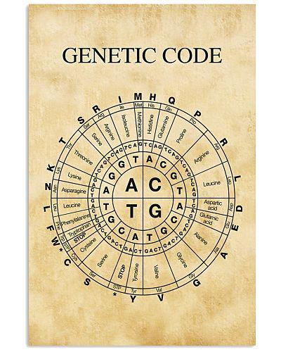 Science Genetic code