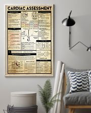 Cardiologist Cardiac Assessment 11x17 Poster lifestyle-poster-1