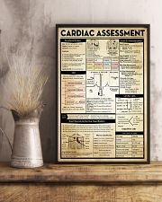 Cardiologist Cardiac Assessment 11x17 Poster lifestyle-poster-3