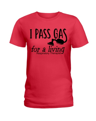 Respiratory Therapist I Pass Gas For A Living