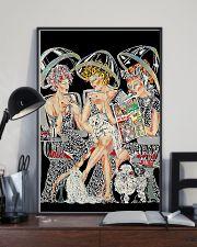 Hairdresser Women 11x17 Poster lifestyle-poster-2