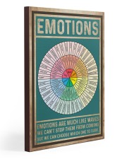 Social Worker Emotions  20x30 Gallery Wrapped Canvas Prints thumbnail