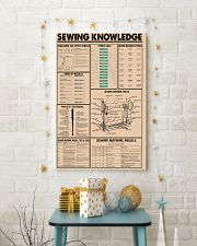 Sewing Knowledge 11x17 Poster lifestyle-holiday-poster-3