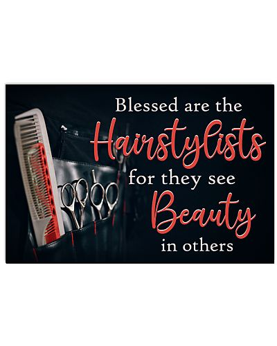Blessed Are The Hairstylists Hairdresser