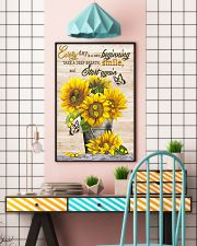 Start Again Suicide Prevention  11x17 Poster lifestyle-poster-6