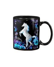 Horse Girl - White Horse Mug thumbnail