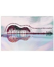 Guitar Music Gives A Soul To The Universe 17x11 Poster front