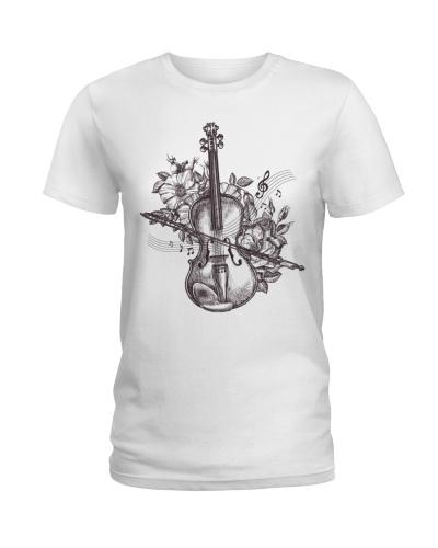 Violin - unique T-shirt