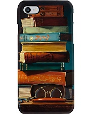 Librarian Glasses Phone Case i-phone-7-case