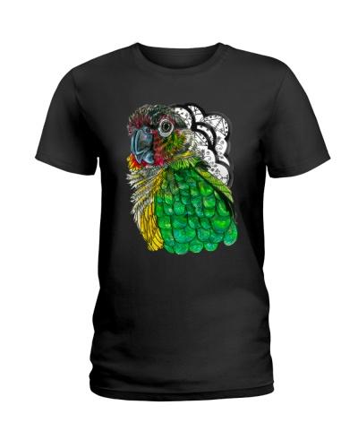 Parrot Green Parrot