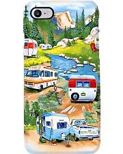 Camping Happy Campsite Phone Case i-phone-7-case