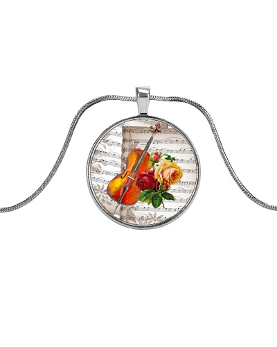 Cello with flowers