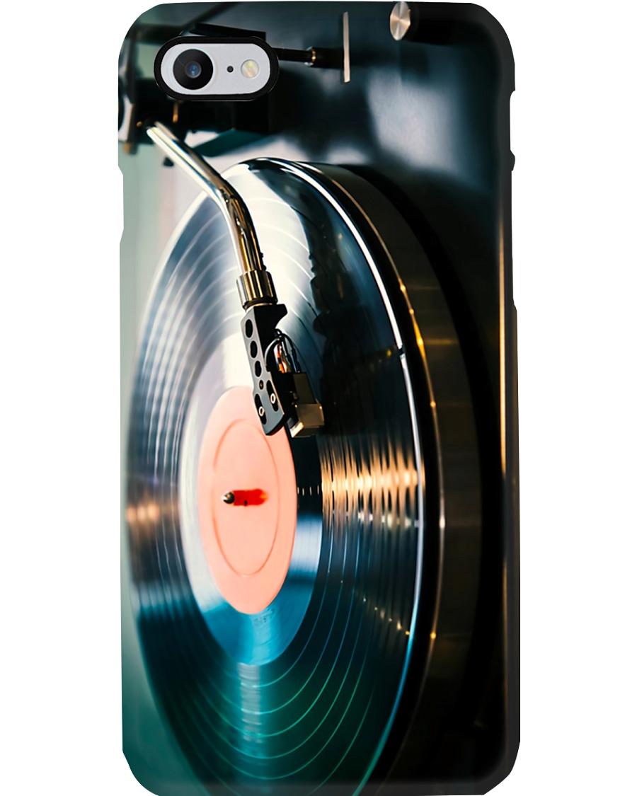 DJ Unique Gift DJ Vinyl Phone Case