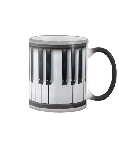 Pianist Piano Keys