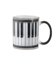 Pianist Piano Keys Color Changing Mug color-changing-right