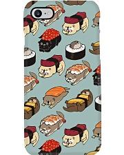 Otter Sushi Phone Case i-phone-7-case