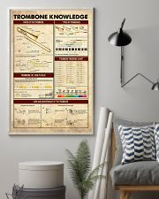 Trombonist Trombone Knowledge 11x17 Poster lifestyle-poster-1