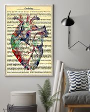 Cardiologist - Cardiology Knowledge 11x17 Poster lifestyle-poster-1